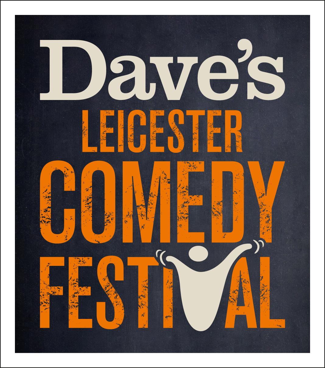 dave's leicester comedy festival