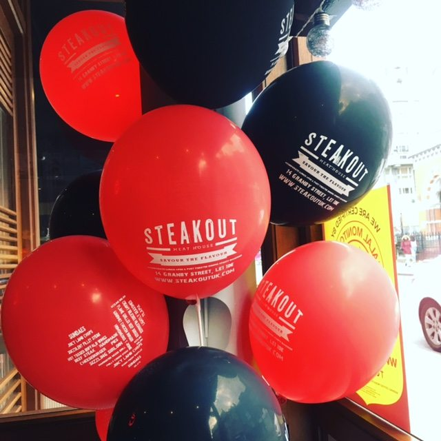 steakout leicester