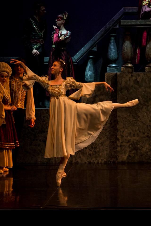 ballet romeo & juliet leicester