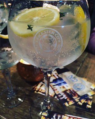 burleigh's leicester city gin