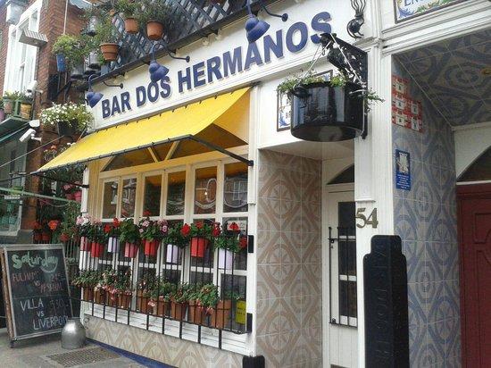 bar dos Leicester