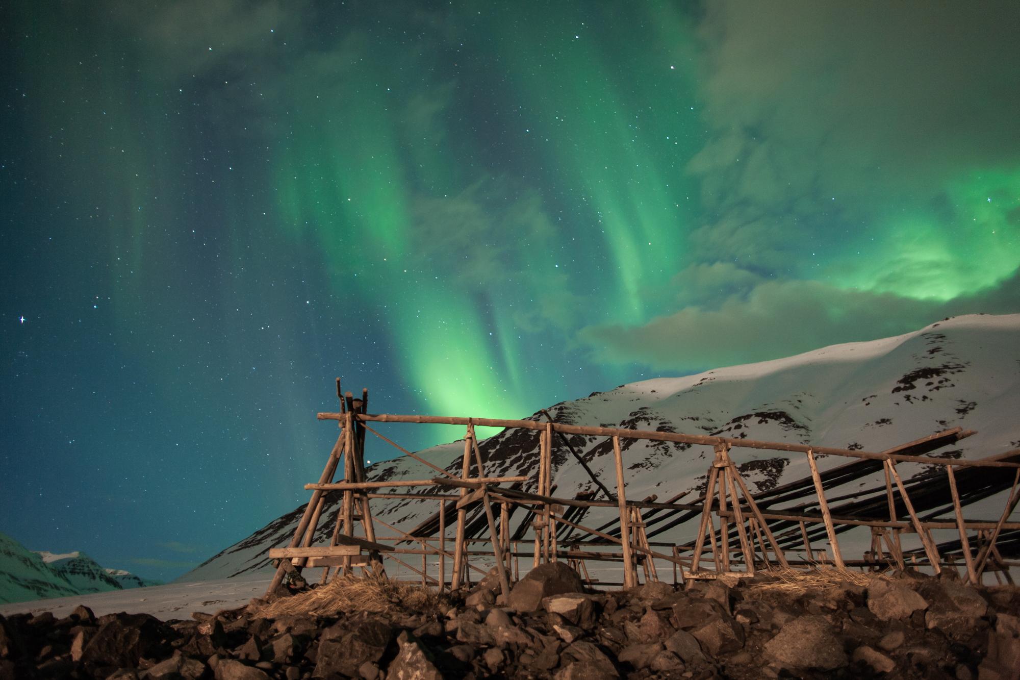 Northern Lights superbreak