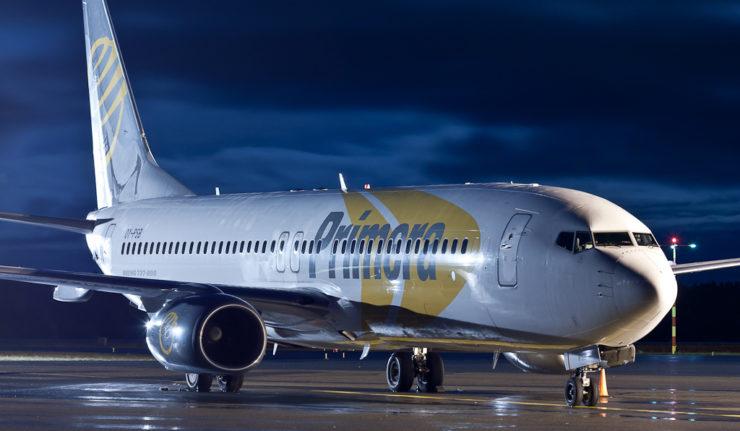 Primera Air Birmingham