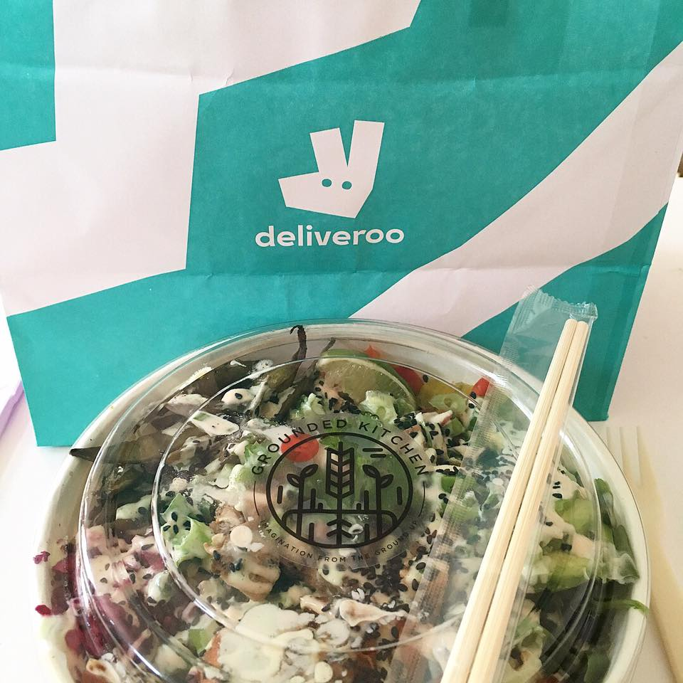 Grounded Kitchen deliveroo