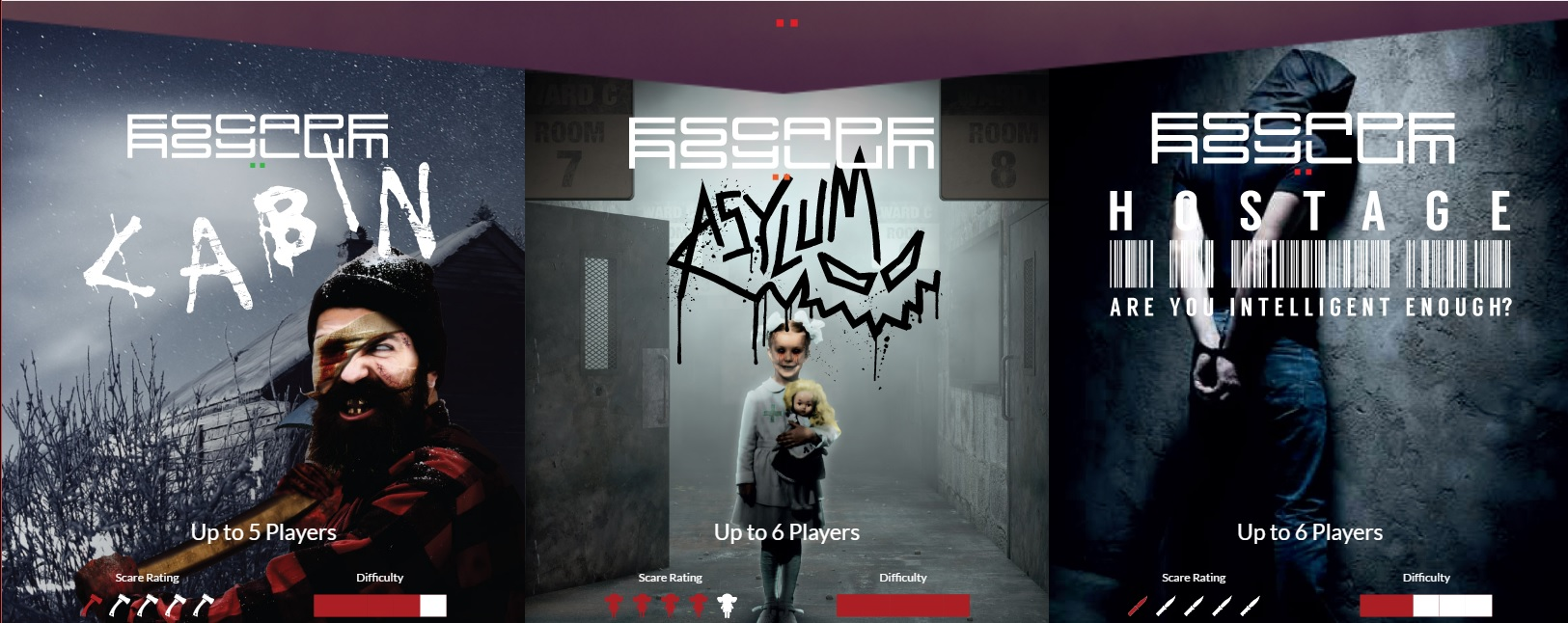 escape asylum Leicester