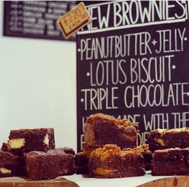 holly bell brownies Leicester